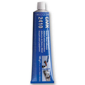 Weicon GMK 2410 - Клей конструкционный для склеивания резины с металлом gmk 2410, Коричневатый, 185г.