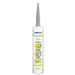 Weicon Flex 310 - Клей-герметик полиуретановый flex 310, Серый, 310мл.