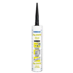 Weicon Flex 310 - Клей-герметик полиуретановый flex 310, Черный, 310мл.