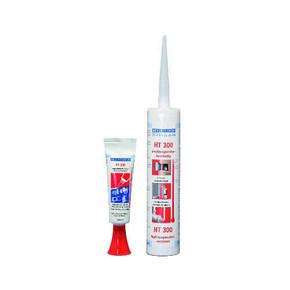 Weicon HT 300 - Клей-герметик силиконовый высокотемпературный ht 300, Красный, 85мл.