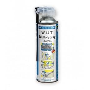 Weicon W44T - Смазка универсальная для всех работ обслуживания и монтажа высокой эффективности w 44 t, спрей, Желтоватый прозрачный, 500мл.