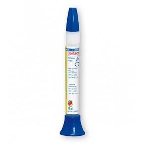 Weicon Contact VA 300 - Клей цианоакрилатный этилат va 300, основа, Бесцветный мутный, 12г.