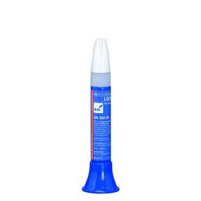 Weicon AN 302-80 - Клей-герметик анаэробный для герметизации и уплотнения трубных соединений и фитингов an 302-80, Зеленый, 20мл.