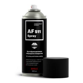 EFELE AF-511 SPRAY - Покрытие антифрикционное отверждаемое на воздухе (Аэрозоль, 405 мл)