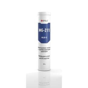 Пластичная смазка с ep присадками Efele mg-211 (efl0090962)