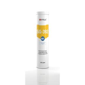 Пластичная смазка многоцелевая с пищевым допуском h1 Efele sg-391 (efl0091044)