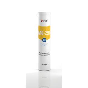 Смазка пластичная с пищевым допуском h1 Efele mg-291 многоцелевая (минеральная (efl0093130)