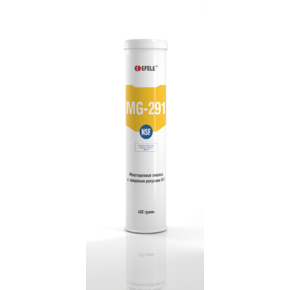 Смазка пластичная с пищевым допуском h1 Efele mg-291 многоцелевая (efl0093154)