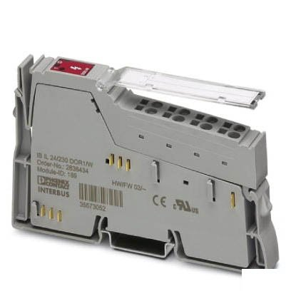 Клеммы Inline IB IL 24/230 DOR1/W-PC-PAC