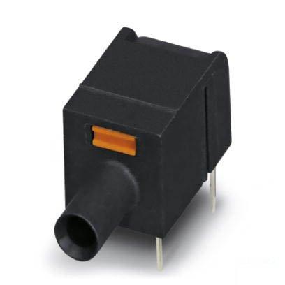 Клеммы для монтажа на печатные платы, для оптоволоконных кабелей FOPT 2,2-R