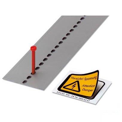 Комплект предупредительной таблички WS/BK-SET