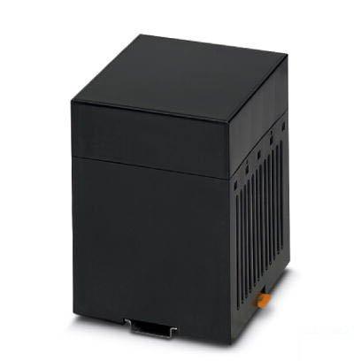 Корпус для электроники CM125-LG/H 35/BO BK