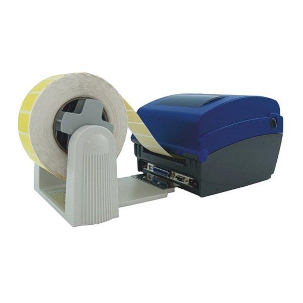 Принтер термотрансферный стационарный Brady промышленный bbp12 с резаком. разрешение 300 dpi. держатель а, Комплект, Рулон