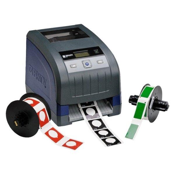 Принтер термотрансферный настольный BBP33-EU-PWID без клавиатуры