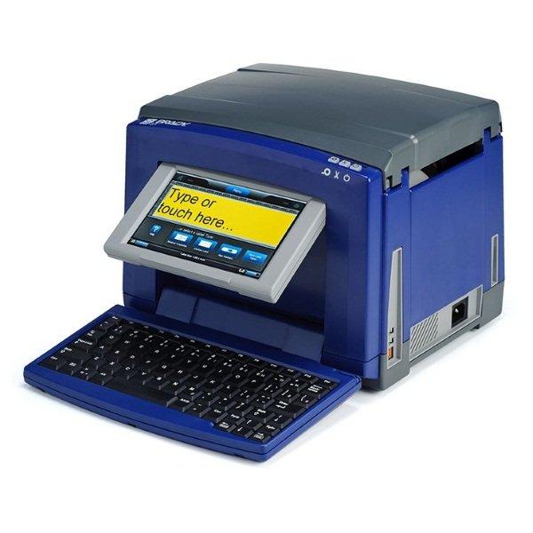 Принтер термотрансферный портативный BBP31+ПО русско-английская клавиатура, MarkWare