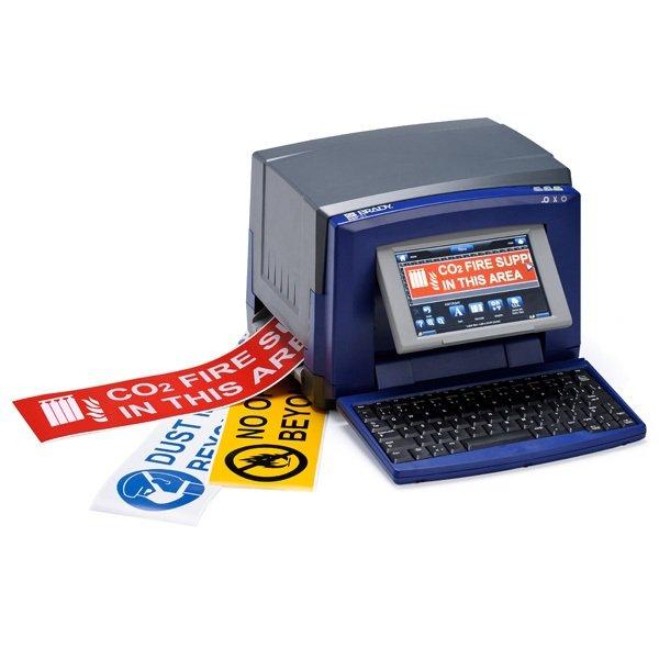Принтер термотрансферный портативный BBP31 русско-английская клавиатура