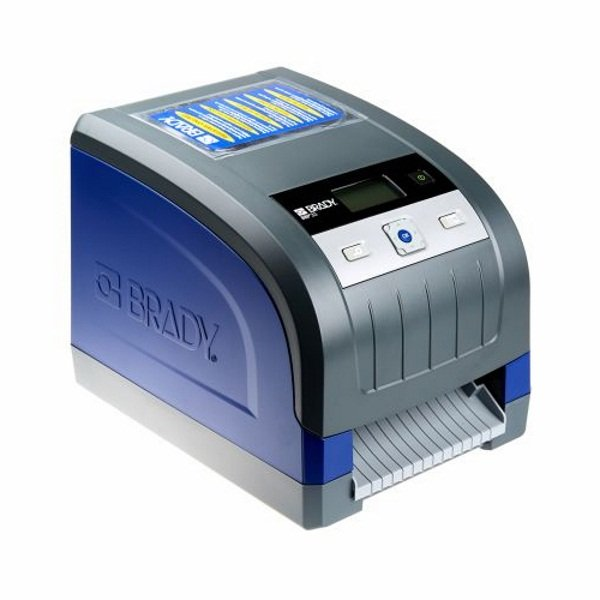 Принтер термотрансферный настольный BBP33-EU-LM без клавиатуры, ПО LabelMark, шнур питания, USB кабель, к