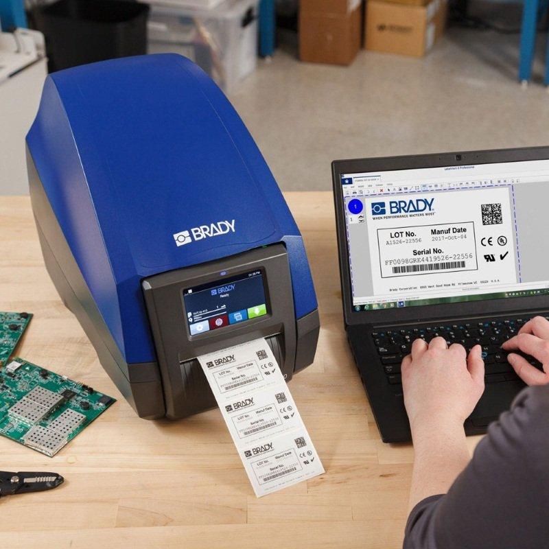 brd149459 - Принтер i5100-300-C-UKEU, разрешение 300dpi с резаком