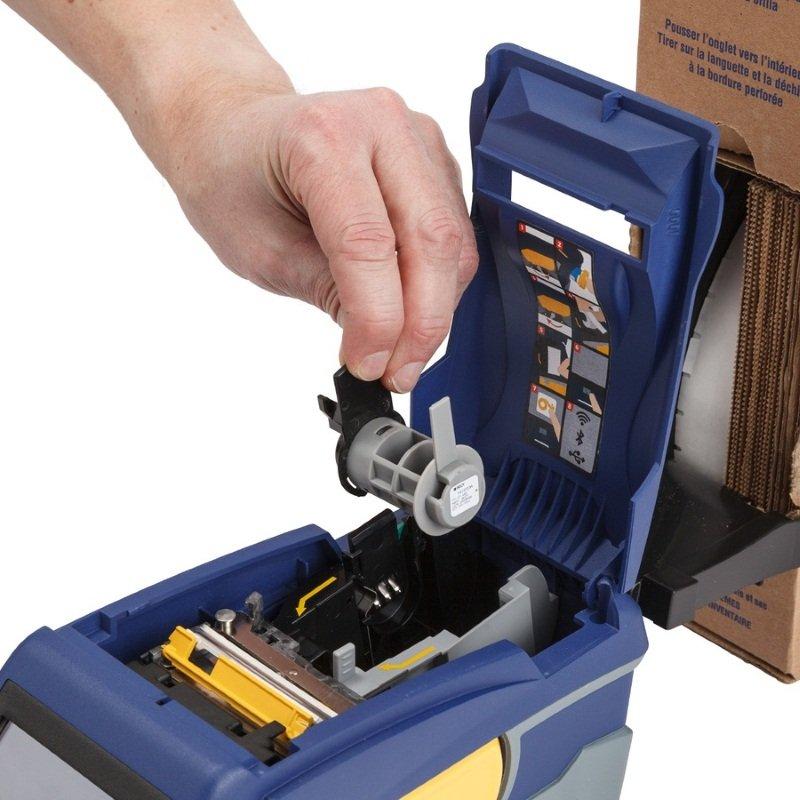 brd199974 - Принтер M611-EU-PWIDS с WIFI. В компл.: ПО WorkStation для маркировки кабеля и провода (