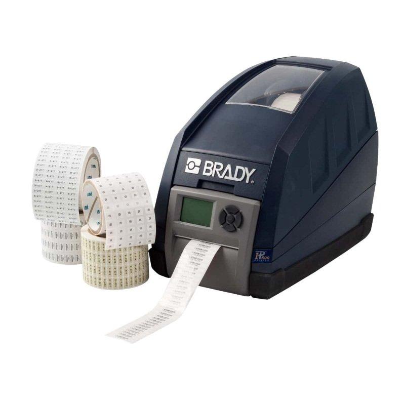 Принтер термотрансферный стационарный BP-THT-IP600 600dpi базовая модель