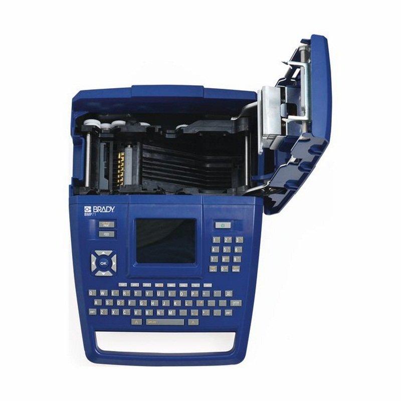 Принтер BMP71 русско-английская клавиатура, LabelMark, жесткий кейс