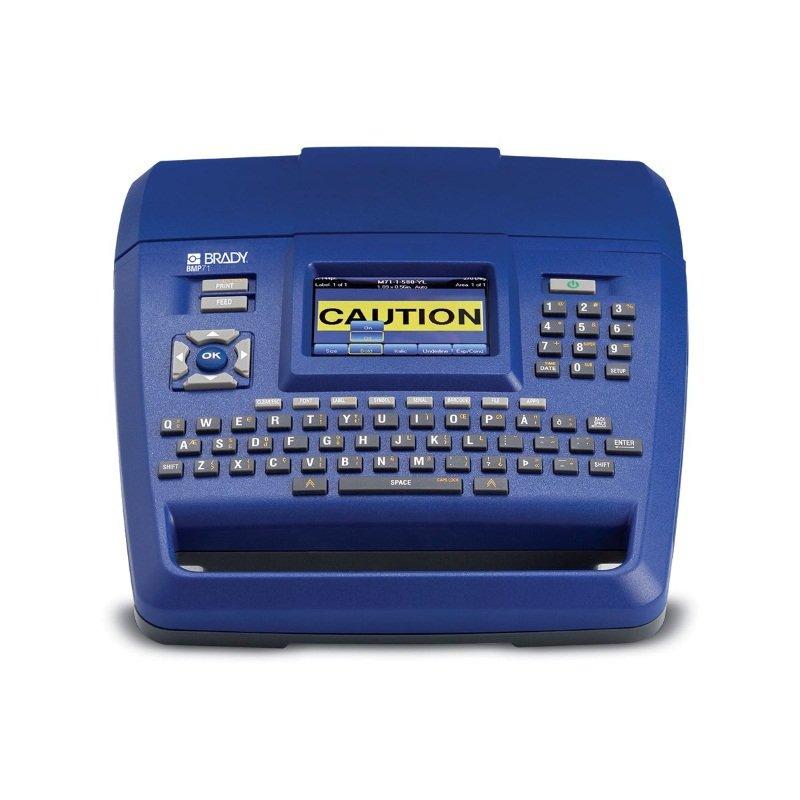 Принтер BMP71 русско-английская клавиатура, Markware, жесткий кейс