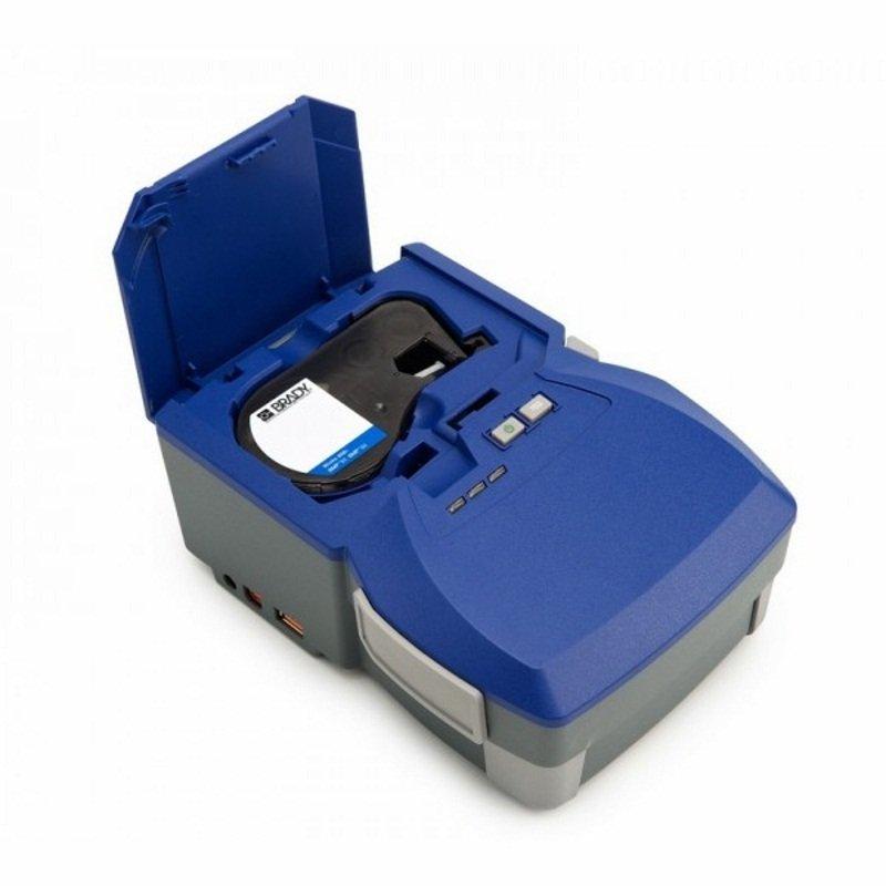 Принтер термотрансферный портативный BMP53 без клавиатуры, LabelMark, жесткий кейс