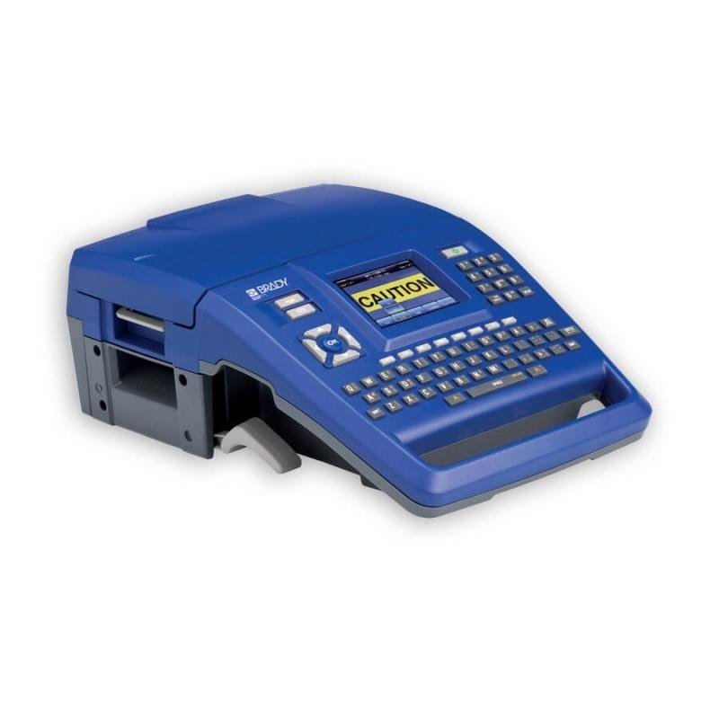 Принтер термотрансферный портативный BMP71 русско-английская клавиатура, LabelMark PRO, Markware, жесткий кейс