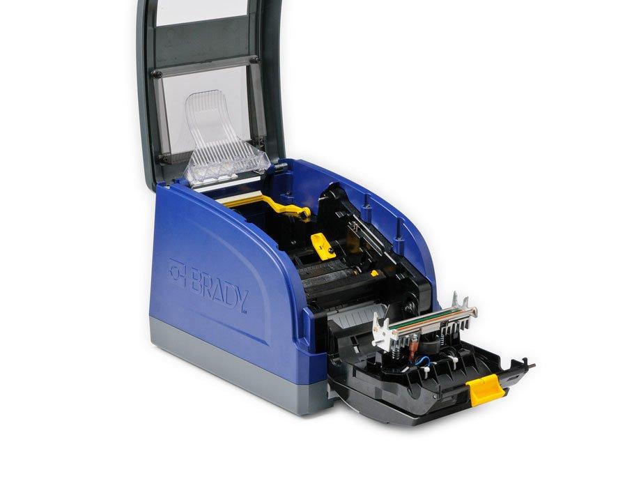 Принтер термотрансферный настольный BBP33-EU-MW без клавиатуры, ПО Markware