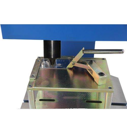 Настольный пневматический ударно-точечный маркиратор RUSMARK PMK-BC02, без экрана, ПО Kingmark, окно 140*80мм, с фиксатором табличек
