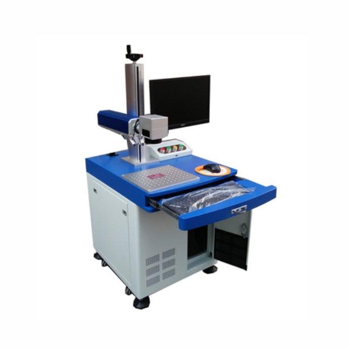 Лазерный маркиратор газовый CO2 Rusmark CLMM-A01 30Вт, окно 150*150мм, с раб.столом и ПК