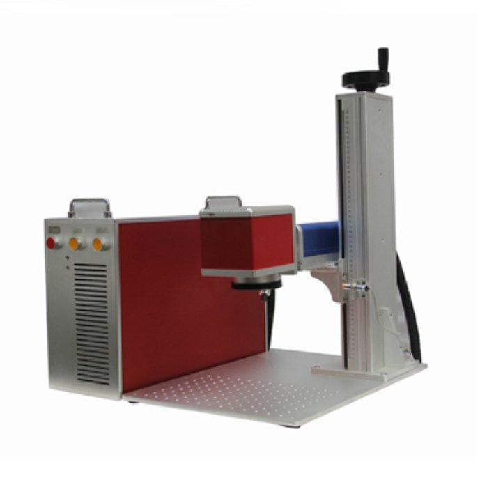 Лазерный маркиратор Rusmark FLMM-B01 30Вт, окно 110*110мм