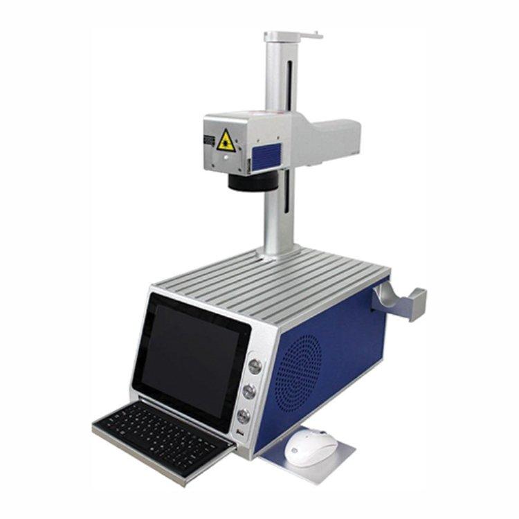 Лазерный маркиратор Rusmark FLMM-BC03 30Вт, окно 110*110мм, мини, переносной (с ПК)